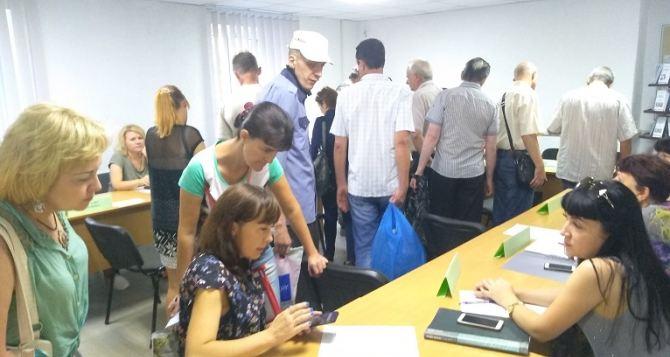 В 2019 году в ЛНР трудоустроили чуть более 7 тысяч безработных