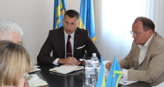 Вице-мэр Северодонецка восстановлен в должности судом