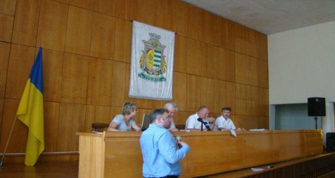 В «Слуге народа» готовят новых мэров для Лисичанска, Северодонецка и Рубежного