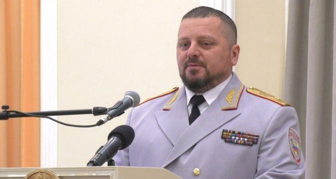 В Луганске не подтверждают информацию об увольнении и аресте главы МВД ЛНР Корнета