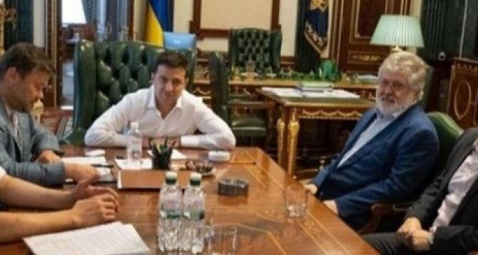 У Зеленского заявили о возможном компромиссе с Коломойским по вопросу ПриватБанка