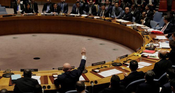 В проект повестки дня 74-й сессии Генеральной Ассамблеи ООН внесен вопрос по Донбассу