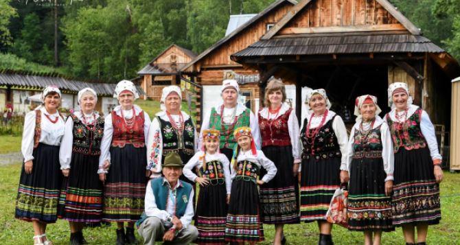 Фестиваль лемковской культуры проведут на Луганщине