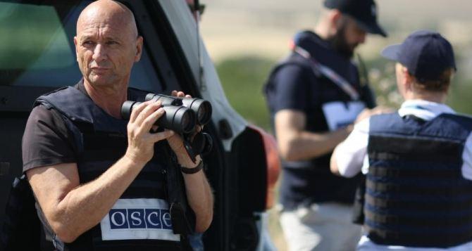 Обе стороны продолжают ограничивать ОБСЕ в мониторинге ситуации по Донбассу