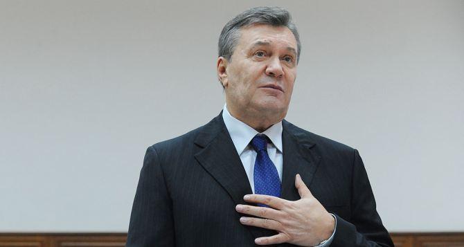 Европейский суд отменил санкцииЕС против Януковича
