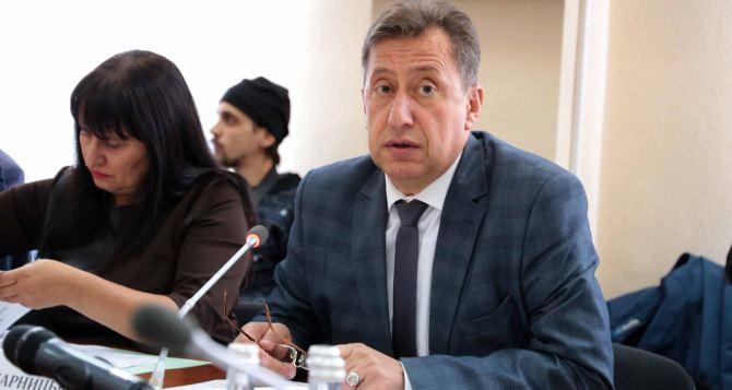 Компенсировать из госбюджета потери от экономической блокады неподконтрольных территорий просит Луганская область