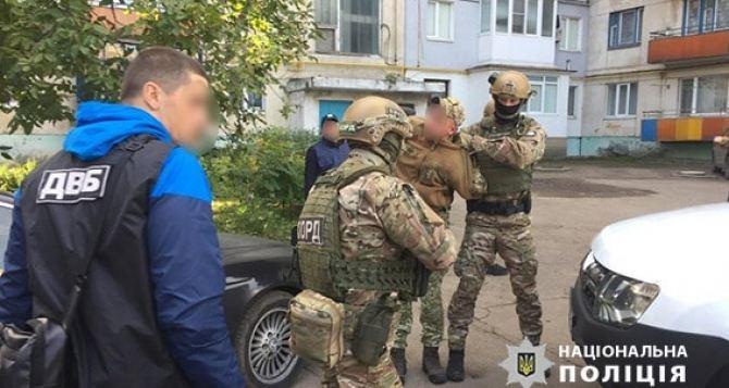 В Лисичанке задержали бывшего бойца «Призрака», устроившегося работать пограничником