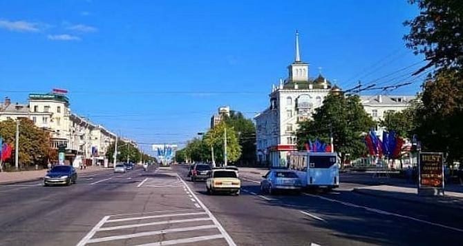 В некоторых районах Луганска наблюдаются перебои с электричеством и мобильной связью