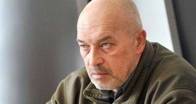 Замминистра Тука— мелкий мошенник, не имеющий никакого права говорить о Луганщине,— мнение