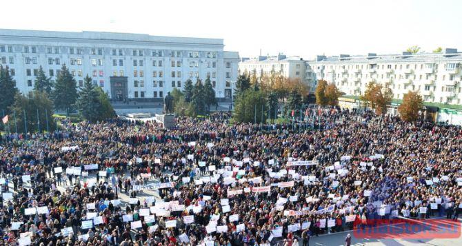 В ЛНР началась первая перепись населения