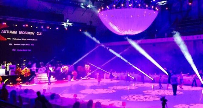 Юные танцоры из Луганска завоевали первые места на турнире по бальным танцам в Москве