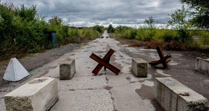 В Донецке рассказали как быстро смогут развести войска в Петровском