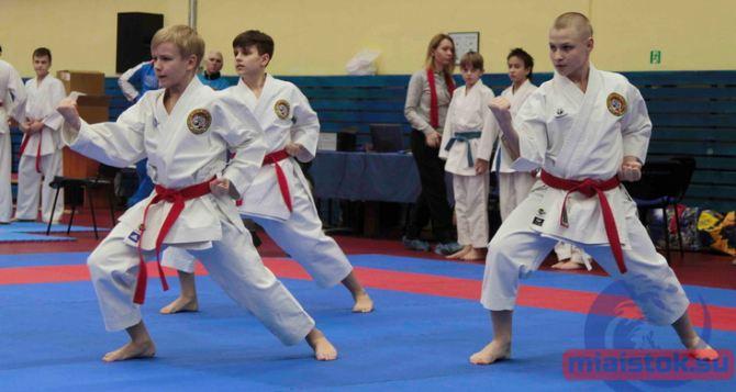 Сборная ЛНР по каратэ выступит на Чемпионате Европы