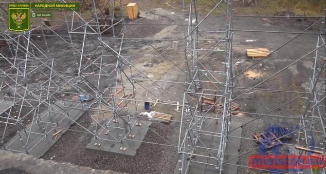 В Луганске раскритиковали качество временного обходного моста в Станице Луганской