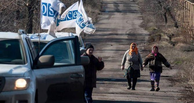 В ОБСЕ посчитали количество жертв среди мирного населения Донбасса с начала 2019 года