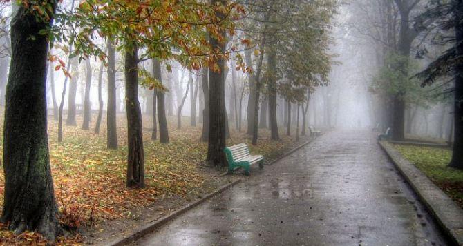 Прогноз погоды в Луганске на 8октября