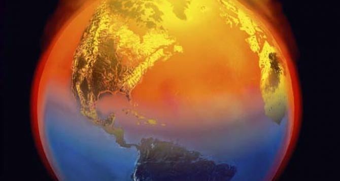 Скоро на Земле станет катастрофически жарко. —Прогноз