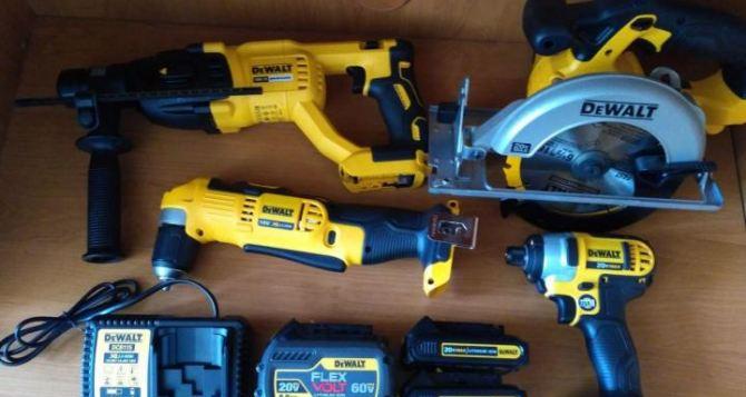 Инструменты для строительства Dewalt