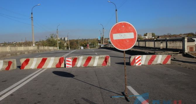 Как идет восстановление моста у Лесоторгового склада. ФОТО