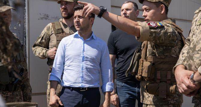 Цугцванг Зеленского: ситуацию на Донбассе снова завели в тупик