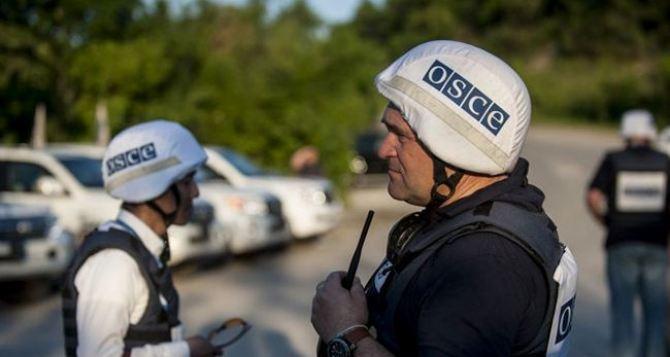 В ОБСЕ рассказали о последствиях обстрелов в Золотом-5 и сгоревшем доме в Пикузах