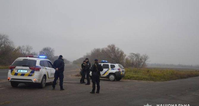 Более 100 полицейский провели «зачистку» Сватовского района