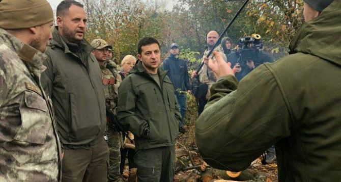 Зеленский рассказал, что он не лох, а президент этой страны. ФОТО. ВИДЕО