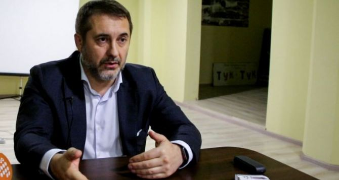 Комарницкий— всё. Официально назначен новый глава Луганской облгосадминистрации