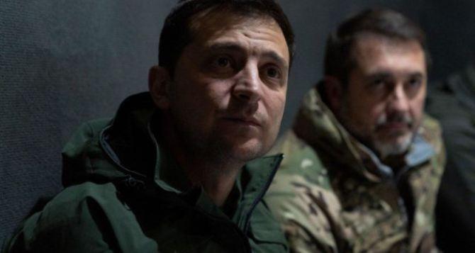 Что приказал Зеленский новому луганскому губернатору
