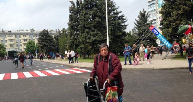 Зеленский призвал не называть жителей Луганска «сепарами»