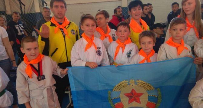Луганские тхэквондисты завоевали 19 медалей на соревнованиях в Ростове-на-Дону