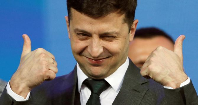 Президент Зеленский считает, что в Станице Луганской уже Швейцария