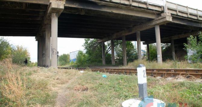 Сегодня открыли движение по мосту у Лесоторгового склада в Луганске. ФОТО
