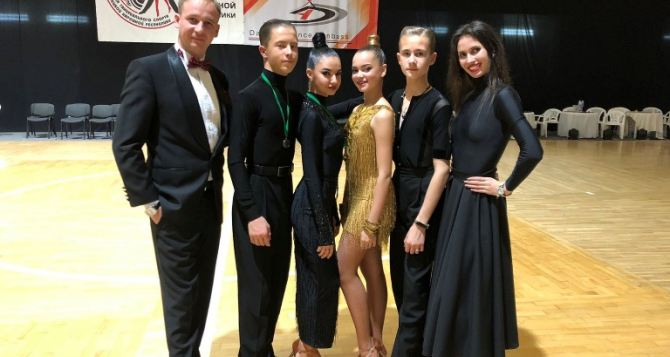 «Бер-Мир» одержал победу на Открытом турнире по спортивным бальным танцам