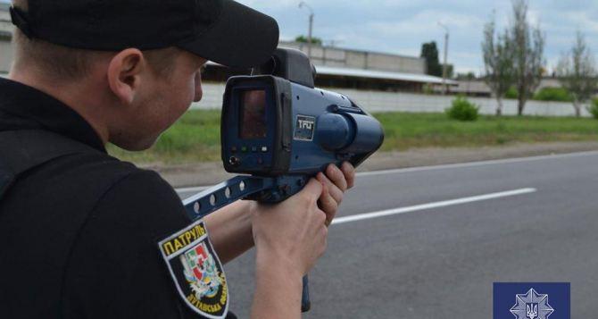 В Луганской области увеличат количество радаров TruCAM на дорогах: адреса новых радаров