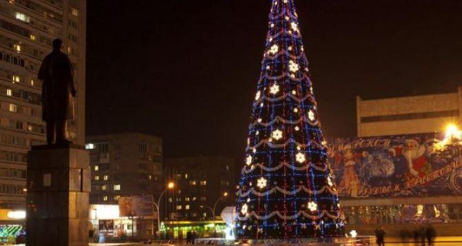 В Луганске рассказали какие дни будут выходными на Новый год