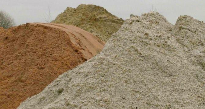 «ЭЛУА» продолжает заготовку песка и соли