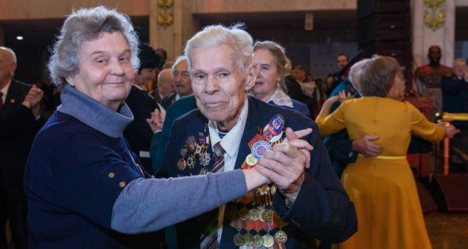 Луганские ветераны ВОв примут участив в Бале Победителей в Москве