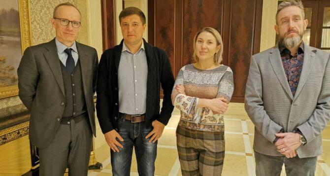 В Киеве опытом примирения поделились эксперты из Ирландии и Англии