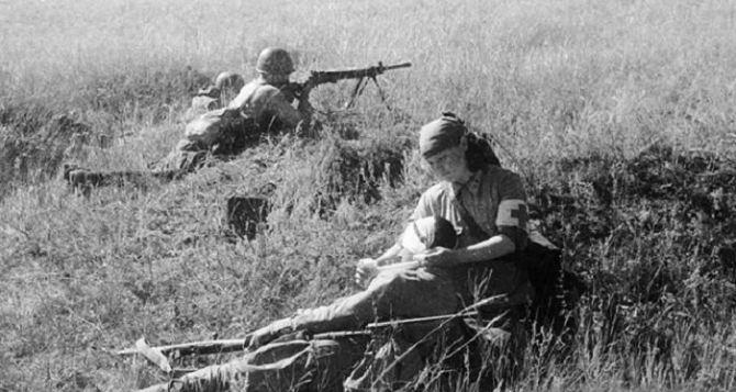 Столетний юбилей отметила луганчанка— ветеран Великой Отечественной войны