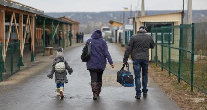 Новые правила: Что изменилось в пересечении КПВВ в Станице Луганской с детьми