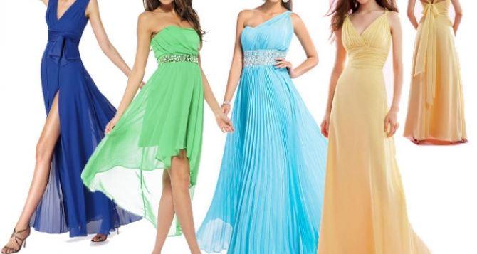 Какие бывают виды женского платья. На что обращать внимание при выборе