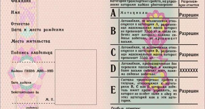 Луганским водителям получившим паспорт России, необходимо получить и водительское удостоверениеРФ