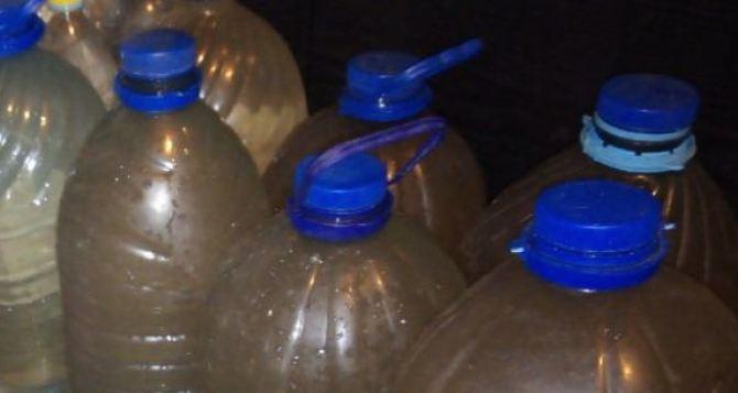 В Лисичанске досрочно отключили воду. Обещали 9декабря, а отключили 7