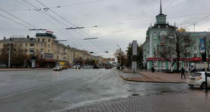 Прогноз погоды в Луганске на 17декабря