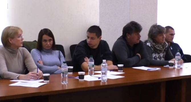 Общественность Луганской области против открытия рынка земли