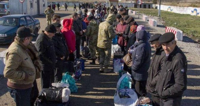 Правозащитники выпустили памятку о новых правилах перевозки товаров через КПВВ