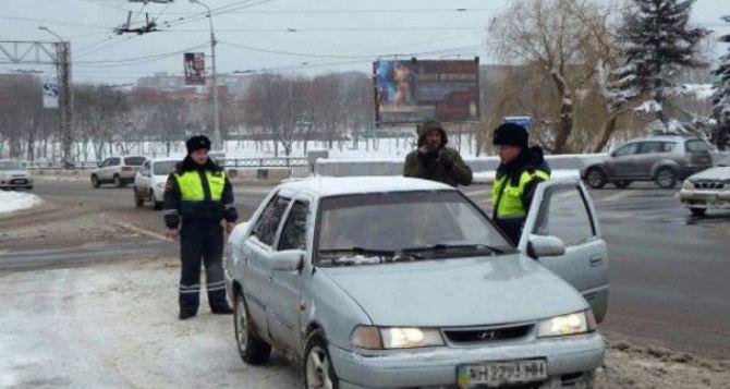 В ОРДО участятся проверки автомобилей с украинскими номерами
