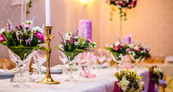 Преимущества и особенности заказа оформления свадьбы