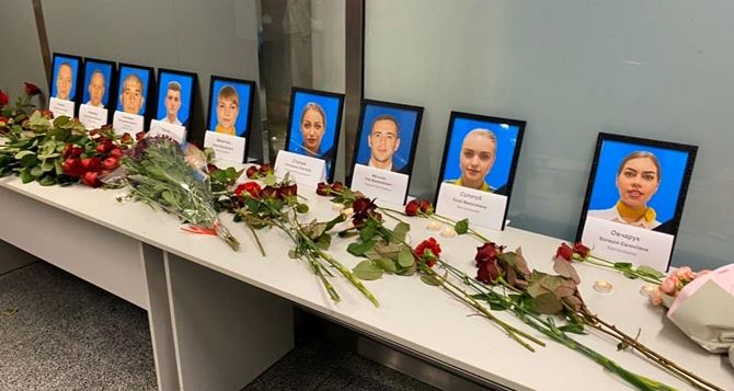 В авиакатастрофе в Иране погибла уроженка Луганска Валерия Овчарук. ФОТО